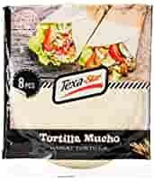 Texa-Star Wheat Tortilla Mucho 320g