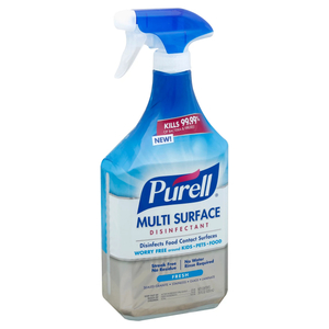 Purell Multi Surface Disinfectant 1pc