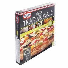 Dr.Oetker Traditional Vegetable Pizza 395g