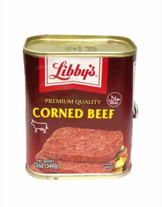 Libbys Premium Quality Canned Beef 340g