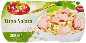 California Garden Tuna Salata Original Recipe 2x160g