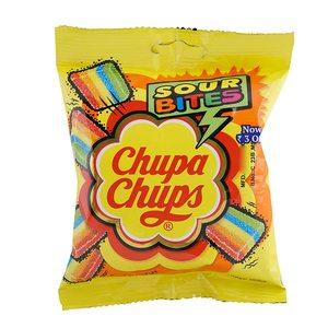 Chupa Chups Sour Bites Jelly 20x24.2g