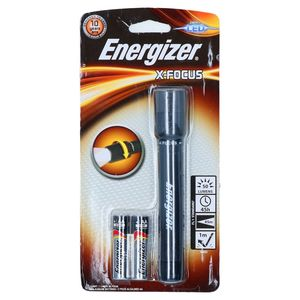 Energizer Torch Light With 2AA Batteries 1pc