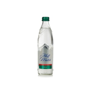 Melt Water Bottled Sparkling Water 330ml