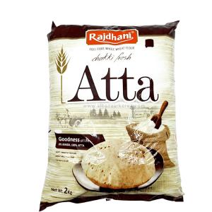 Rajdhani Atta 2kg