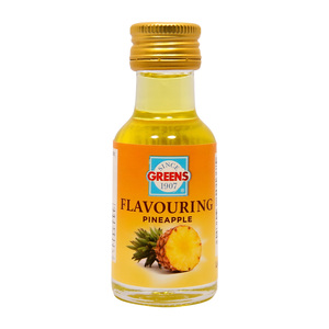 Green's Liquid Flavouring Pineapple 28ml