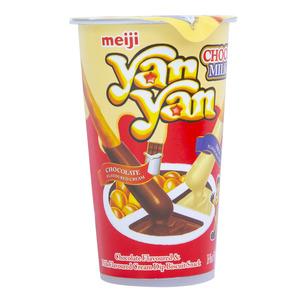 Meiji Yan Yan Cup Choco & Milk 44g