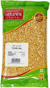 Natures Choice Toor Dal 500g