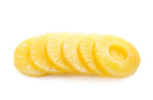 Pineapple Gold Slices Pack 1pack