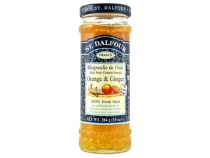 St Dalfour Orange & Ginger 284g