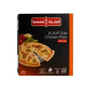 Sunbulah Spicy Chicken Pizza 465g