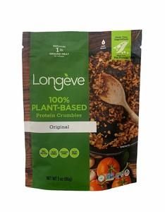 Longeve Vegn Protein Crumbles 85g