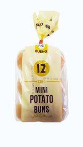 Bueno Mini Potato Bun 12pcs