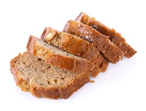 Vegan Banana Bread 1slice