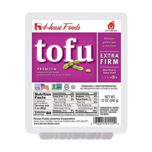 House Foods Premium Tofu Extra Firm 340g