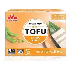 Mori Nu Silken Tofu Extra Firm Yellow 349g