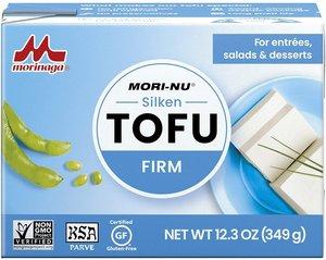 Mori Nu Silken Tofu Firm Blue 349g
