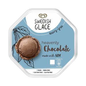 Swedish Glace Heavenly Chocolate Ice Cream 750ml