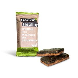 Freakin' Healthy Matcha Green Tea And Lemon Superfood Bar 40g