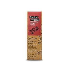 Freakin' Healthy Raw Chocolate Bar With Goji Berries 40g