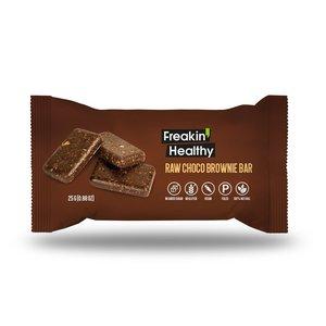 Freakin' Healthy Raw Choco Brownie Snack Bar 25g