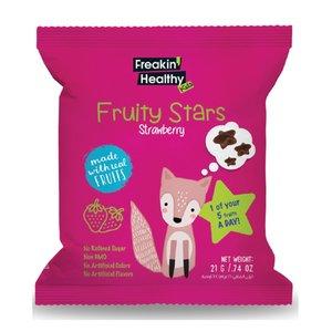 Freakin' Healthy Strawberry Fruity Stars 21g