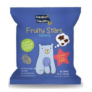 Freakin' Healthy Raspberry Fruity Stars 21g
