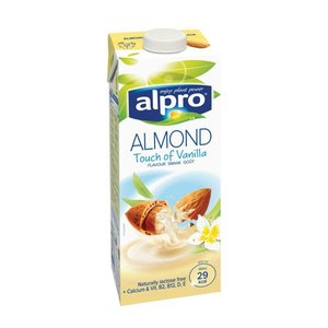 Alpro Almond Touch Of Vanilla Drink 1l
