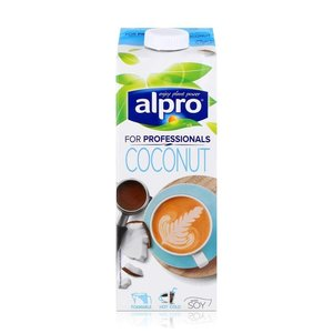 Alpro Coconut With Soya Professional Drink 1l