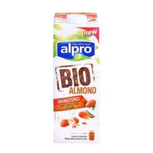 Alpro Almond Unsweetened Bio Drink 1l
