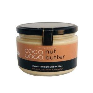 Coco Yogo Cashew Almond And Coconut Butter 250ml