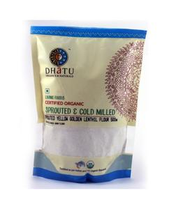 Dhatu Organic Sprouted Mung Flour 500g