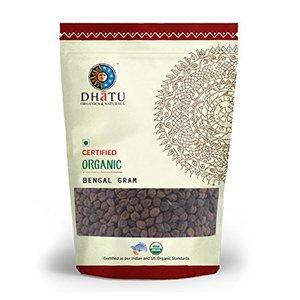 Dhatu Organic Brown Chickpea (Bengal Gram) 500g