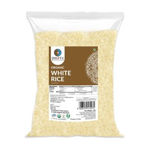 Dhatu Organic White Rice Sona Masoori 1kg