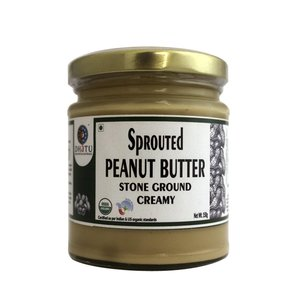 Dhatu Organic Sprouted Peanut Butter 150g