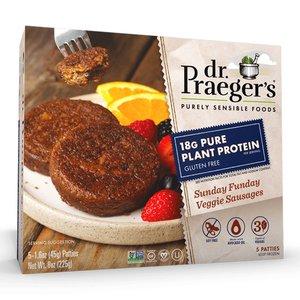 Dr. Praeger's Sunday Funday Veggie Sausages 225g
