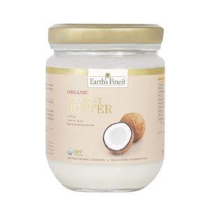Earth's Finest Organic Coconut Butter 200ml