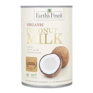 Earth's Finest Organic Coconut Milk 400ml