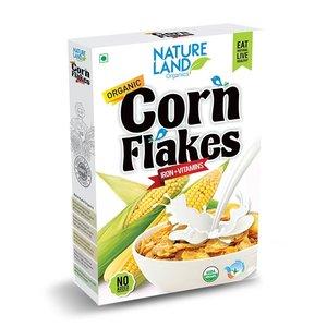 Natureland Organic Corn Flakes 200g