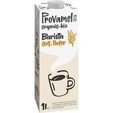 Provamel Organic Bio Barista Oat Hafer 1l