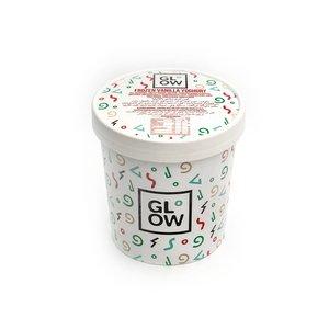 Glow Vegan Vanilla Dairy Free Ice Cream 100ml