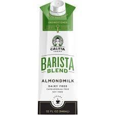 Califia Farms Blend Almond Milk Unsweetened 946ml