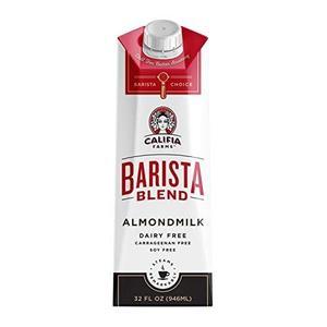 Califia Farms Barista Blend Almond Milk Unsweetened 946ml
