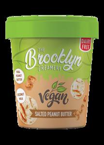 The Brooklyn Creamery Salted Peanut Butter 450ml