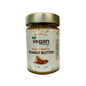 Veganway Organic Smooth Peanut Butter 300g