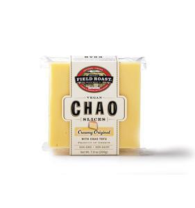 Field Roast Chao Creamy Original Chao Slices 200g