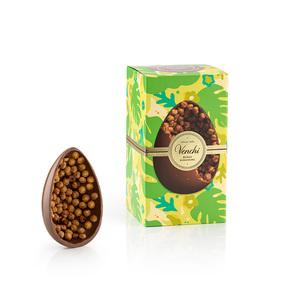 Gourmet Egg Milk Chocolate With Hazelnuts 540g