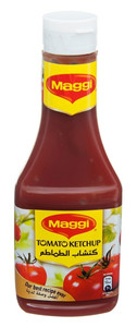 Maggi Tomato Ketchup Squeezy Bottle 3x350g