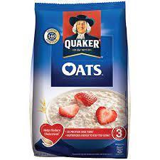 Quaker Oats Pouch 500g+100g