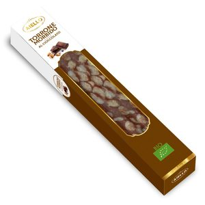Soft Nougat Covered With Chocolate 250g
